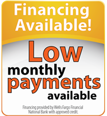 Ask About Financing