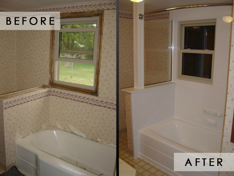 Nashville Bathroom Remodel