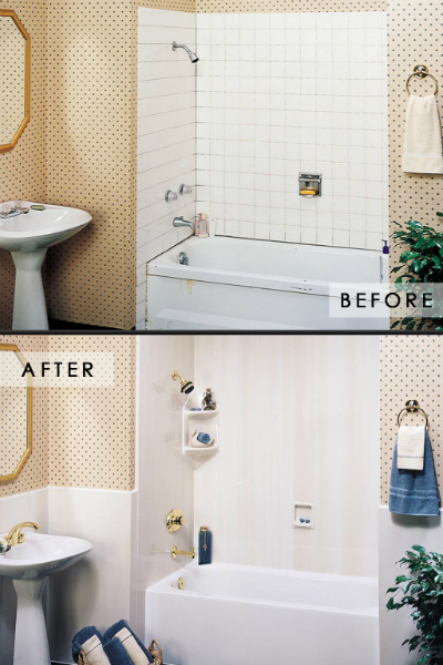 Hendersonville Bathroom Remodeling