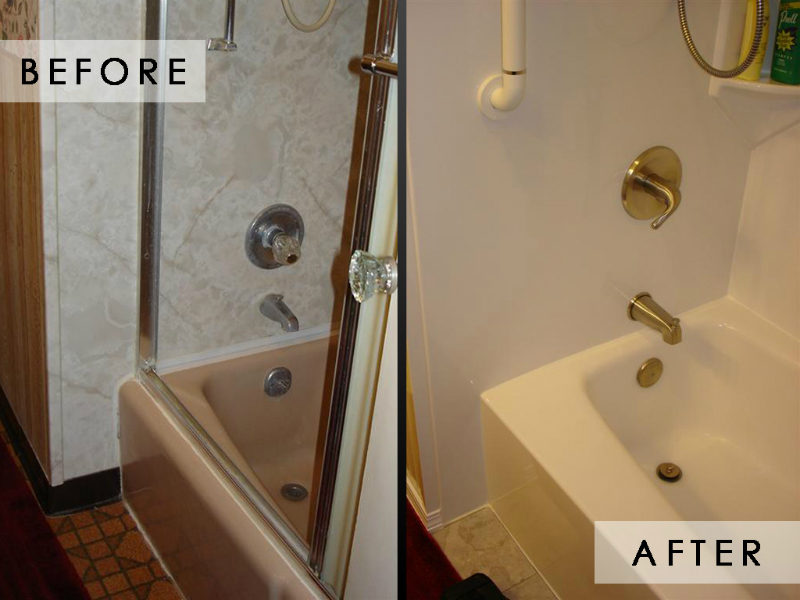 Tennessee Bathroom Remodeling