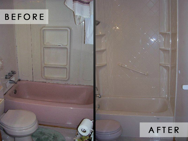 Alabama Bathroom Remodeling