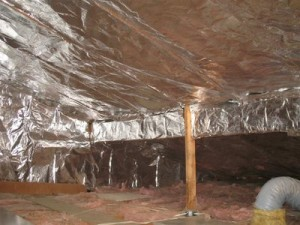 Tip Top Radiant Barrier Insulation